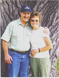 Monte and Cheri Evans